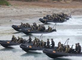 La Forza d'attacco anti-Russa della NATO conduce le prime esercitazioni