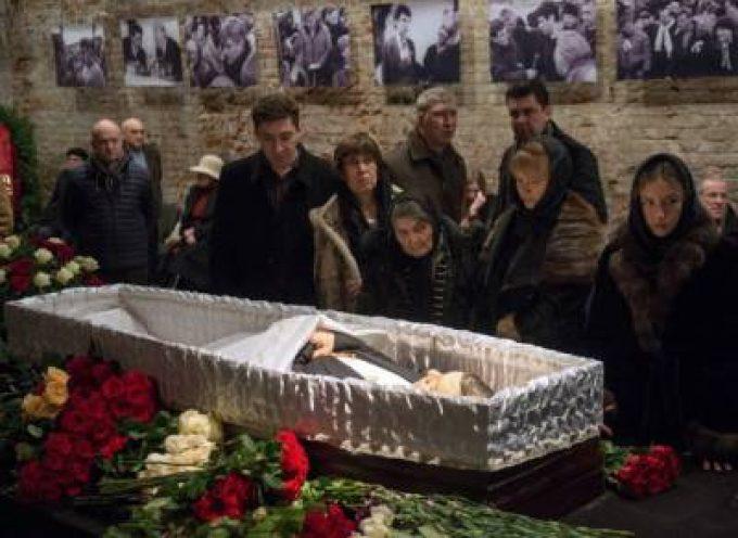 I misteriosi suicidi ucraini