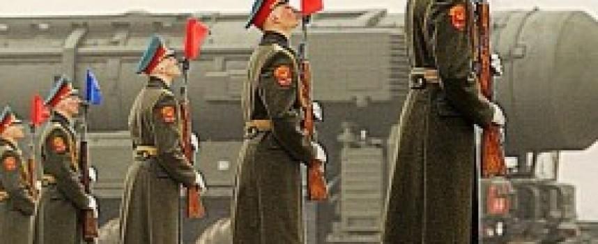 Sì, la Russia è *ancora* pronta per la guerra, perfino quella nucleare