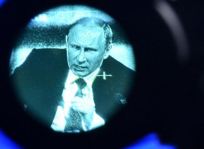 Documenti mostrano che l'Impero pianifica la detronizzazione di Putin