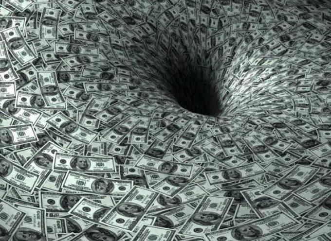 Il crollo finanziario che conduce alla guerra
