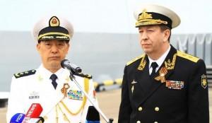 Вице-адмиралы-Ду-Цзинчэнь-и-Александр-Федотенков