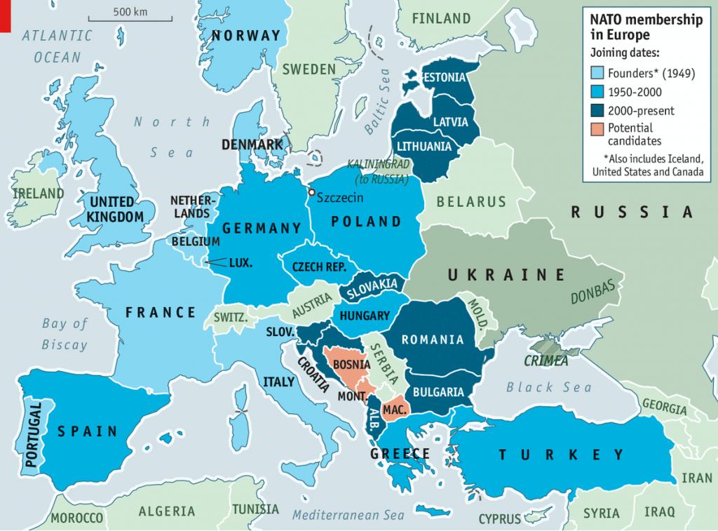 L'espansione della NATO