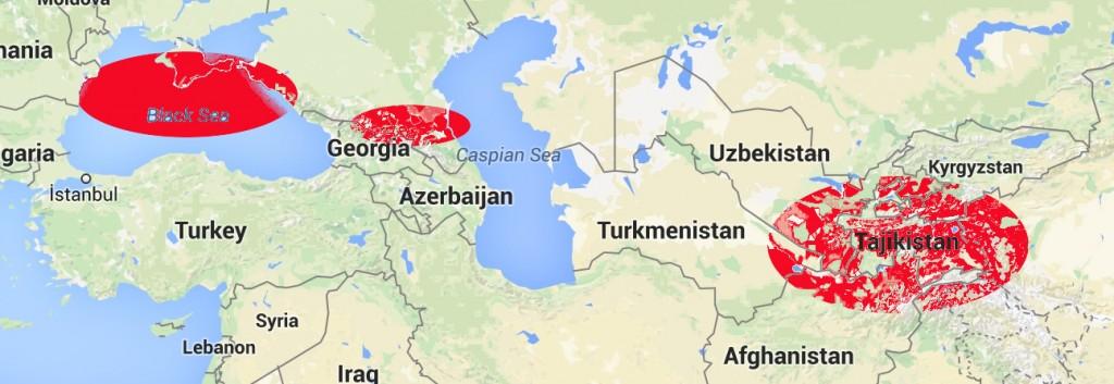 """Crimea, Cecenia e Tagikistan: il nuovo ventre """"blindato"""" della Russia"""