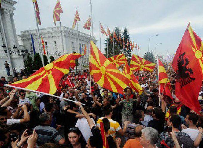 Rapporto speciale sull'inasprirsi della situazione in Macedonia