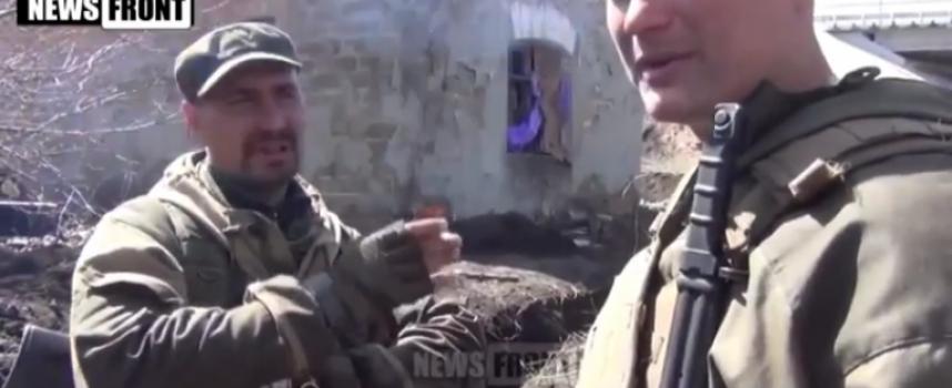 Complicità fra OSCE e forze governative ucraine
