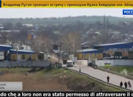 Il blocco di Tiraspol