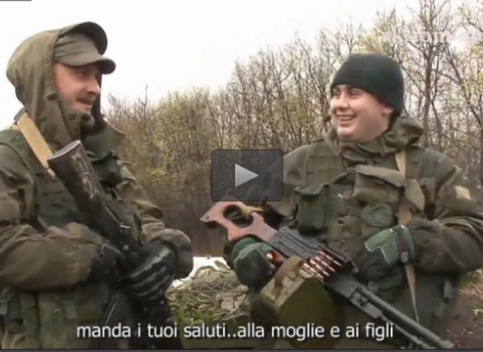 Battaglione Vostok: azione militare per la soppressione di un posto di osservazione ucraino