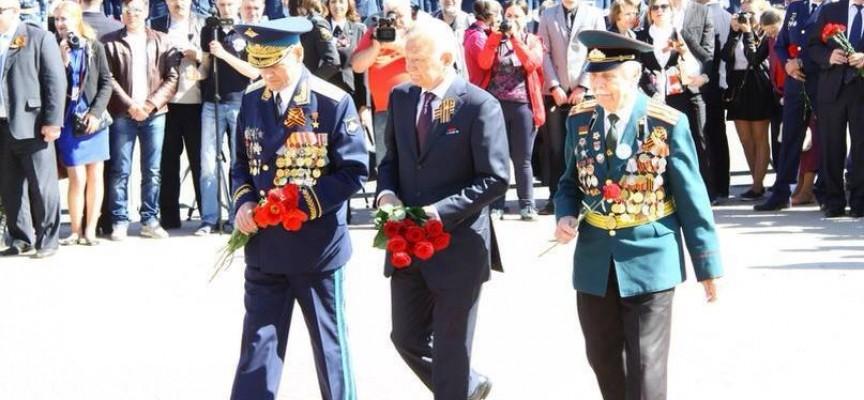 Il Comune di Alessandria partecipa alle celebrazioni del 9 maggio a Rjazanh