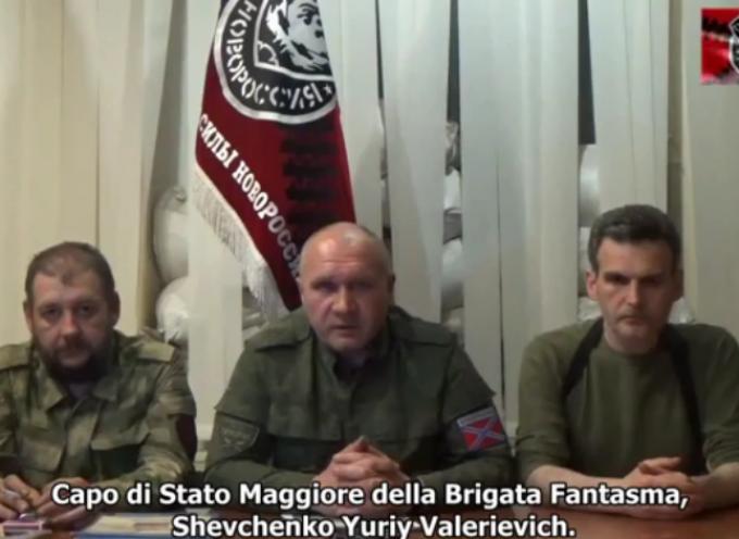 """Appello del Comando di Brigata Batt. """"Fantasma"""""""