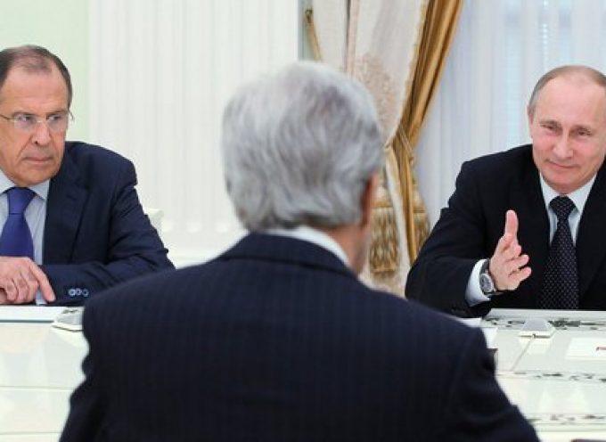 Ancora una enorme vittoria diplomatica per la Russia