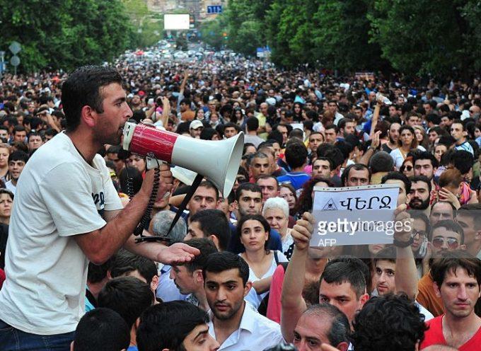 Armenia, la situazione a Yerevan