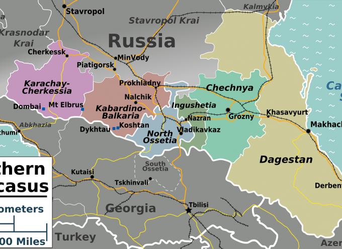 Il Caucaso senza la Russia: ieri, oggi, domani