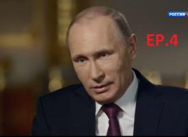 Vita politica di V.V. Putin – Quarta Parte – La guerra in Iraq, terrorismo a Mosca, ricostruire una nazione