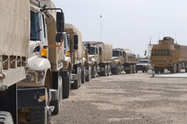 L'altra metà della guerra è la logistica. Senza un flusso costante di rifornimenti, gli eserciti, per quanto forti o determinati che siano, sarebbero sopraffatti e sconfitti. Come si spiega allora la baldanza bellicosa dell'ISIS e l'immensa rete logistica di cui ha bisogno per mantenerla?