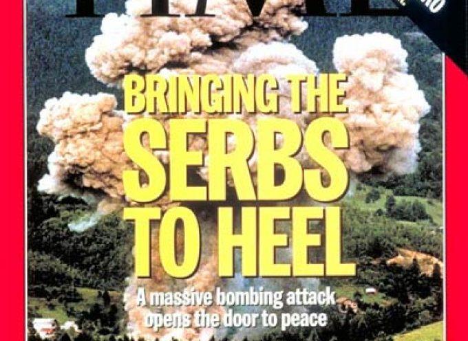 """Ehi, Obama, che dire della """"integrità territoriale"""" della Serbia?"""