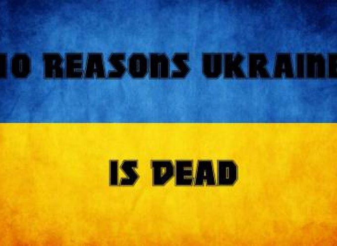 L'Ucraina che ho conosciuto non esiste più