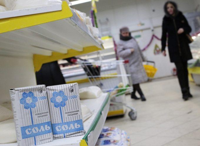 L'Ucraina precipita nell'abisso