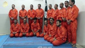 Ostaggi in mano allo Stato Islamico