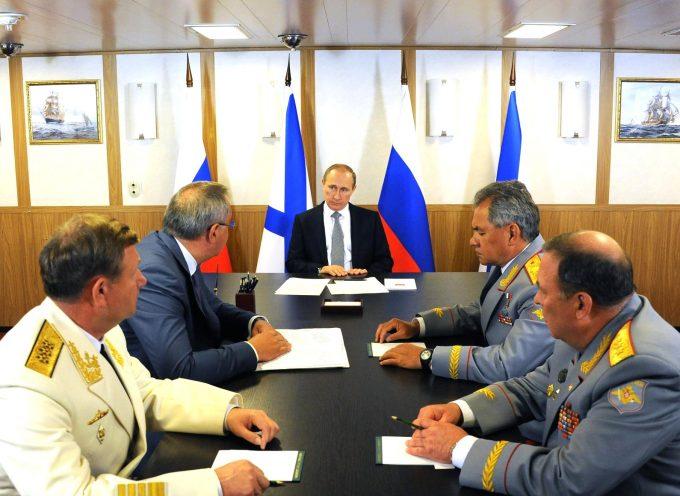 La nuova Dottrina Navale russa – una frase molto importante