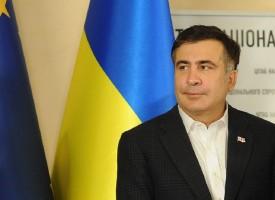 Saakashvili impegnato a svendere Odessa agli amici americani