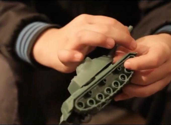 """Difensori del Donbass – """"La mia mano trasformata in un pugno"""""""