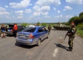 Il Sud Est dell'Ucraina è il vero Obiettivo del Blocco del Donbass attuato da Kiev