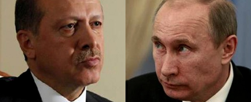 Falso d'Autore: la Sfuriata di Putin all'Ambasciatore turco