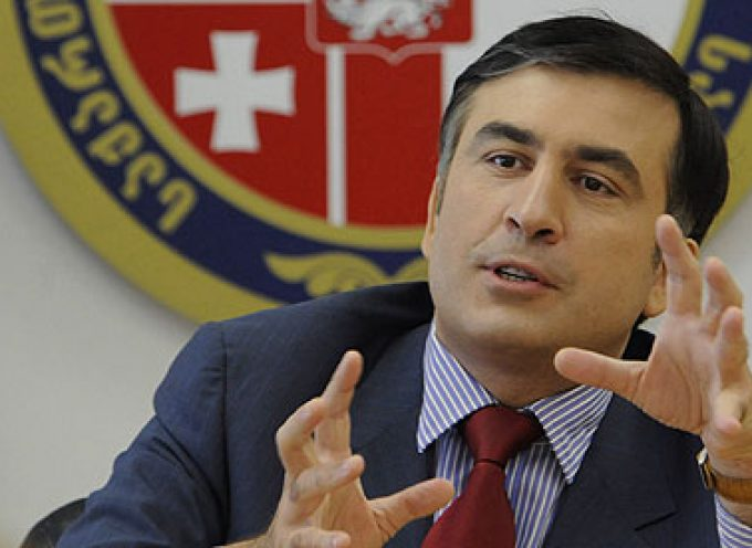 7 anni fa Saakashvili promise la pace all'Ossezia del Sud