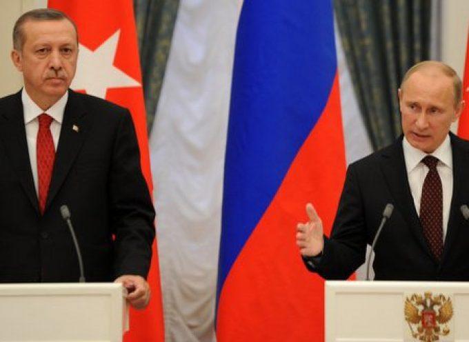 Turkish Stream, per il gasdotto turco-russo è ancora fumata nera