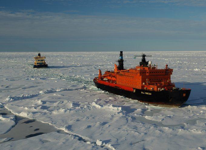 La Russia si muove per proteggere i suoi interessi nell'Artico