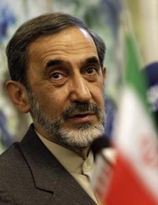 Ali Akbar Velayati, consigliere del Supremo Leader, l'Ayatollah Ali Khamenei