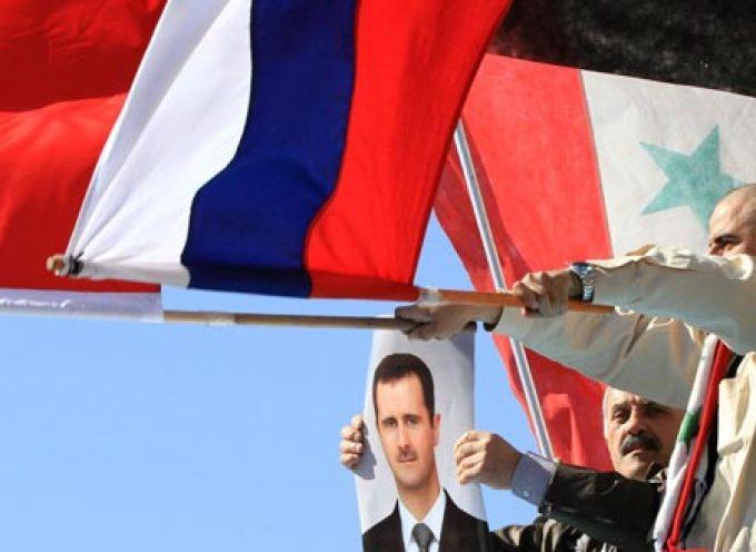 L'Intervento militare russo che non c'è