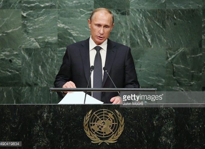 Discorso di Vladimir Putin alla 70°Assemblea delle Nazioni Unite