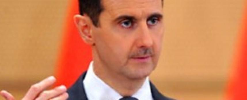 Ascoltando Bashar al-Assad