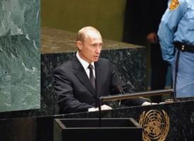 L'intervento di Vladimir Putin alle Nazioni Unite – Aggiornamenti in Diretta