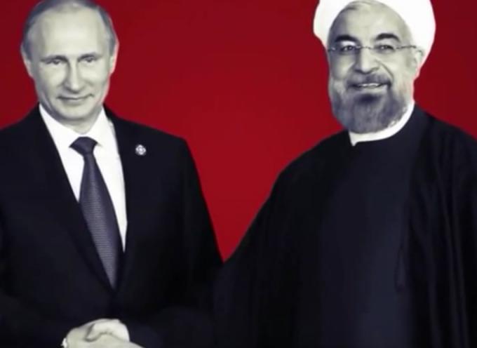Gli USA temono il riavvicinamento tra Russia ed Iran