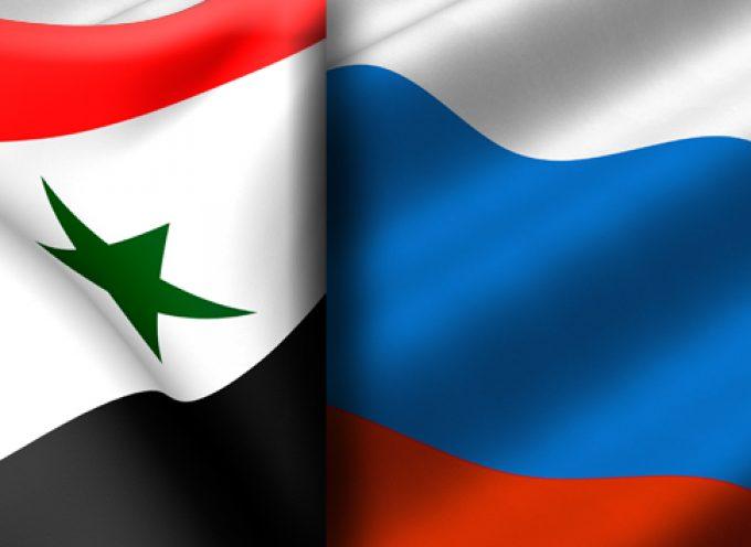 Cosa stanno facendo realmente i Russi in Siria?
