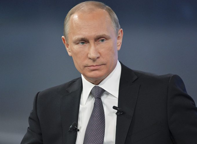 Intervista a Vladimir Putin – Eastern Economic Forum di Vladivostok