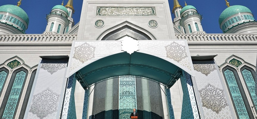 La Grande Moschea di Mosca riapre dopo la Riscostruzione