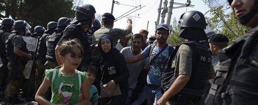 2015 Invasione dell'Europa. La via dei Balcani. Parte 1