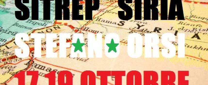 Situazione militare in Siria al 17-19 Ottobre 2015