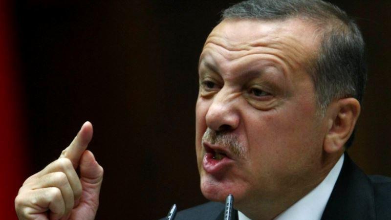 Redgep Erdogan minaccia la Russia di rompere le relazioni