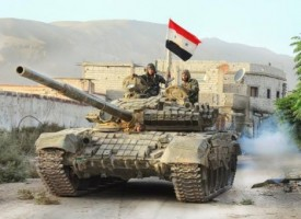 Offensiva siriana