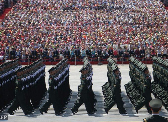 L'Espresso Mosca-Pechino: dal 9 maggio a Mosca al 3 settembre a Pechino, l'Ordine Anti-Occidentale chiude il cerchio