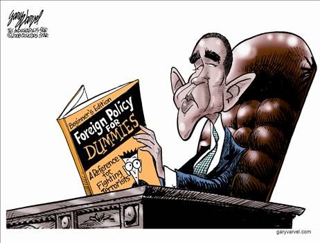 ObamaForeignPolicyForDummies