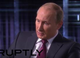 Intervista di Vladimir Solovyov a Vladimir Putin, Sochi 11 Ottobre 2015