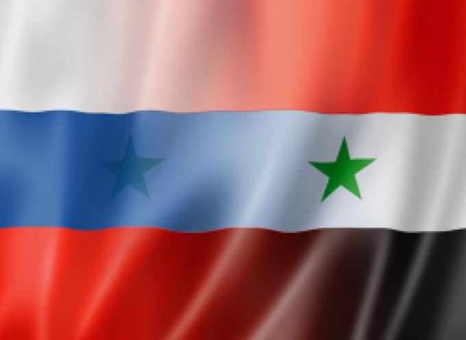 Finalmente un po' di chiarezza riguardo ai piani della Russia in Siria
