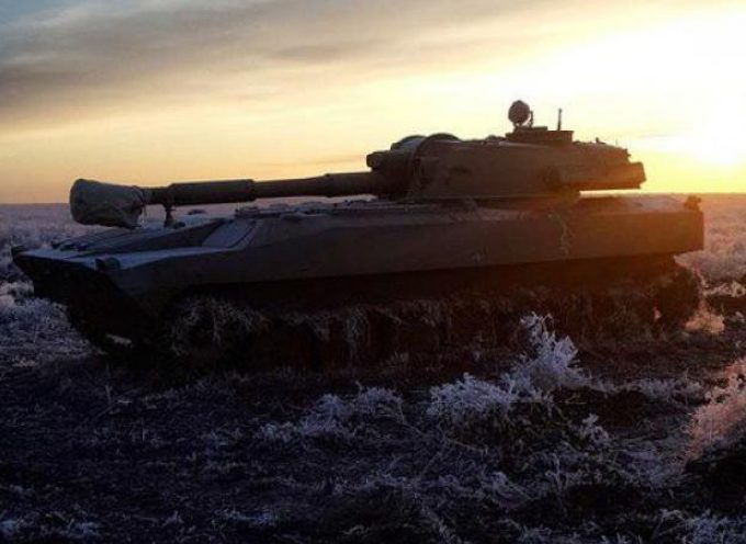 Minsk -2: un cadavere in putrefazione