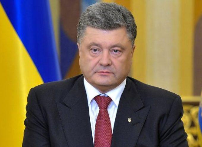 Discorso di Poroshenko al popolo ucraino e ai popoli del mondo per il 70° anniversario dalla fine della II Guerra Mondiale